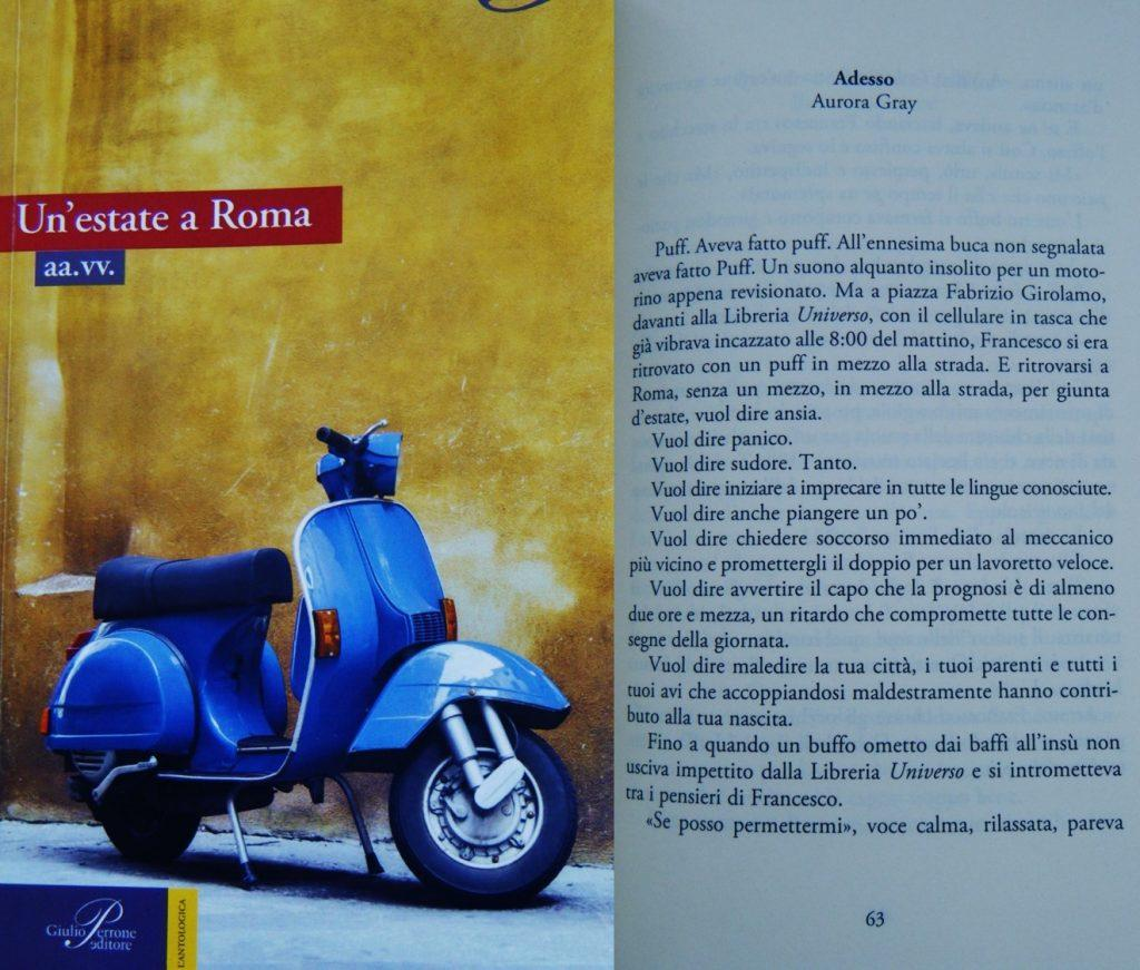 Un'estate a Roma, Giulio Perrone Editore