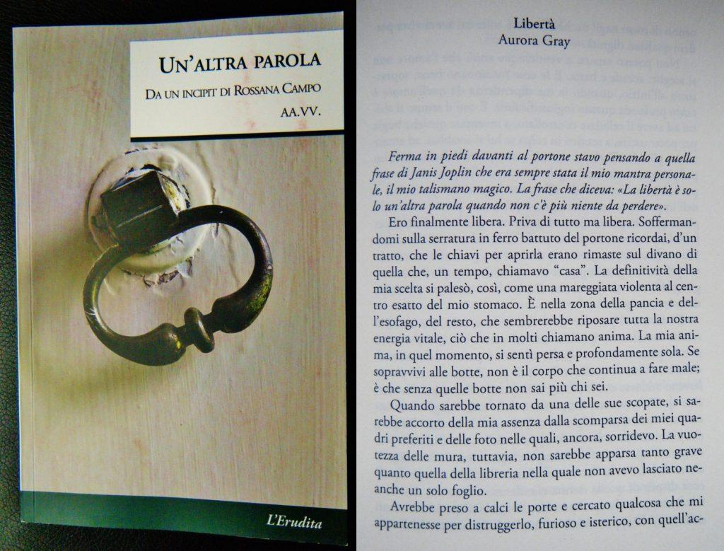 Libertà in Un'altra Parola, Giulio Perrone Editore