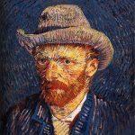 Vincent Willem van Gogh, autoritratto