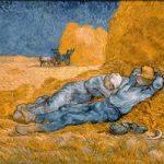 Vincent Willem van Gogh, mezzogiorno